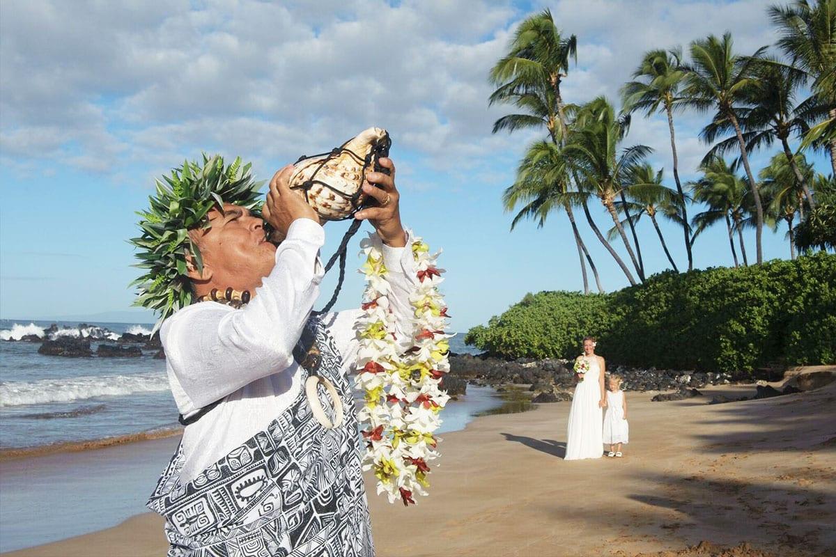 Ancient hawaiian weddings maui wedding planners just maui weddings ancient hawaiian weddings junglespirit Images