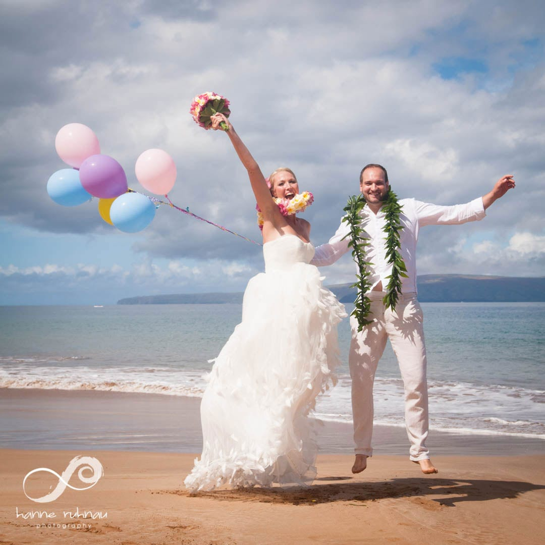Maui Wedding Packages - Maui Wedding Planning by AHW