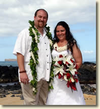 Hawaiin Wedding referal