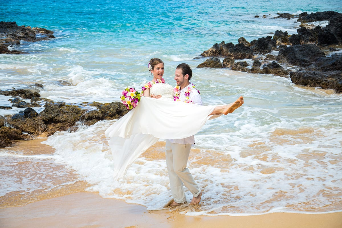 Ancient Hawaiian Weddings: Maui Wedding Planner Maui Beach Weddings
