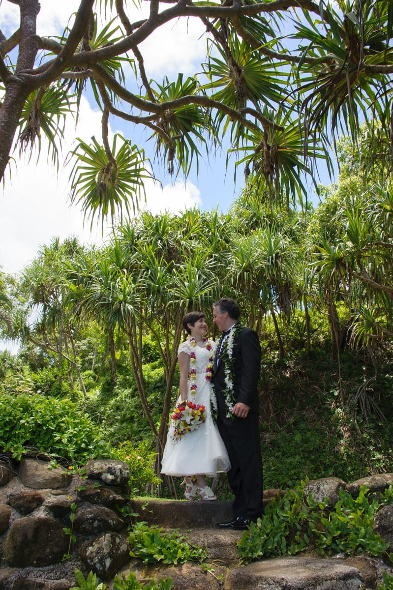 Private Maui Garden Weddings Maui Wedding Planning By Ahw