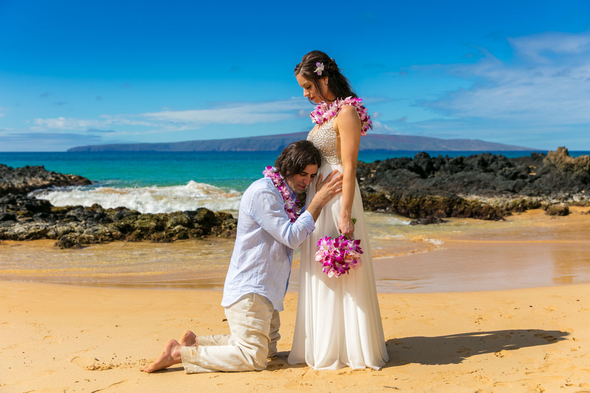 Artin Desiree S Maui Beach Wedding